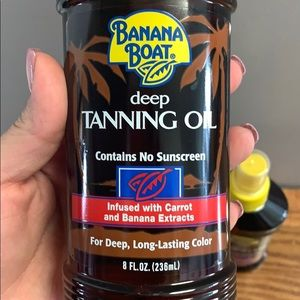 banana boat Other - Banana Boat Deep tanning oil (2)